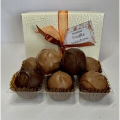 Handmade Chocolate Truffles - Box of 8